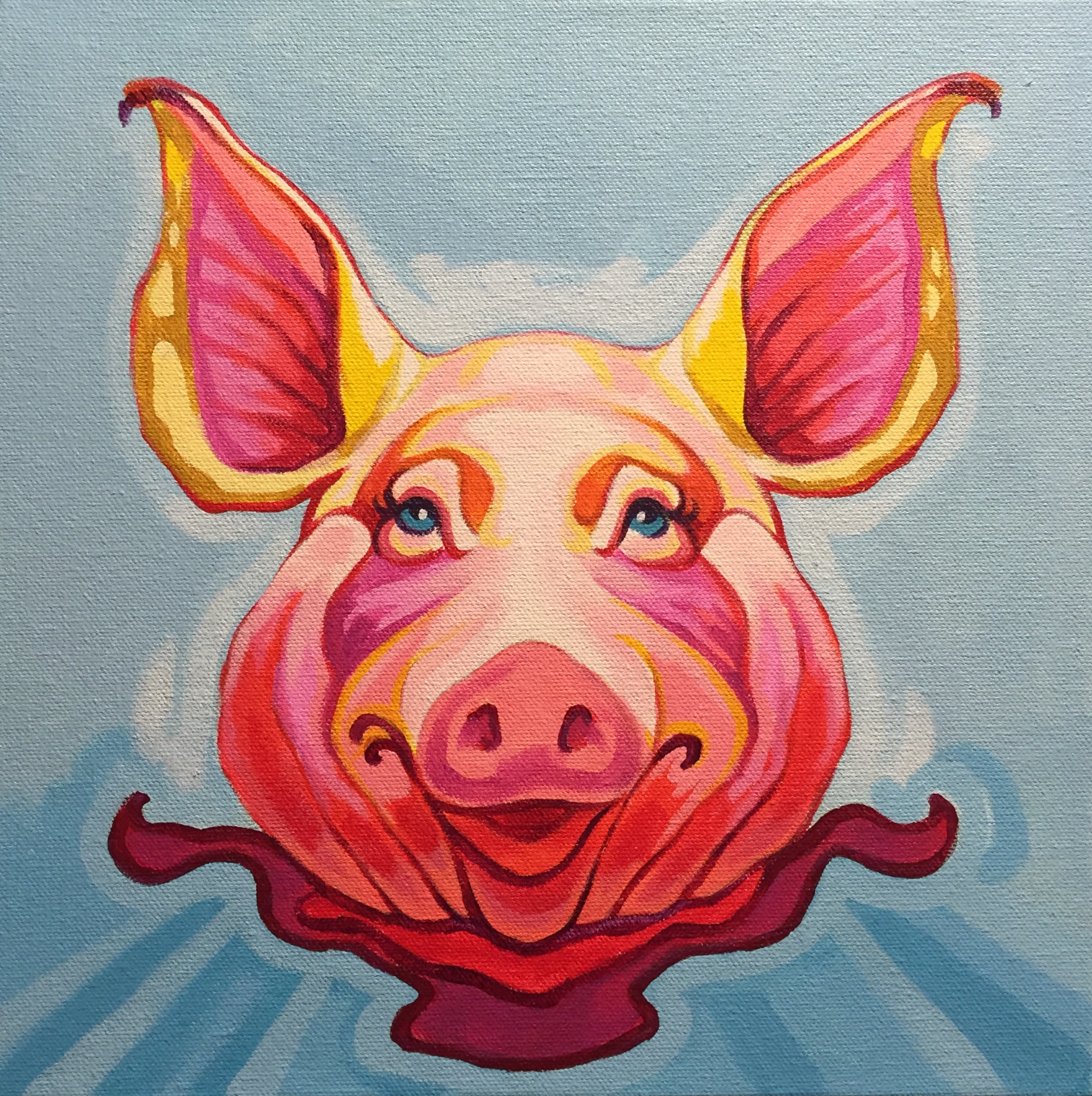 Marilyn - Three Little Pigs II