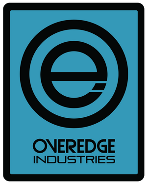 Overedge Cheshpo Blue Rec Decal