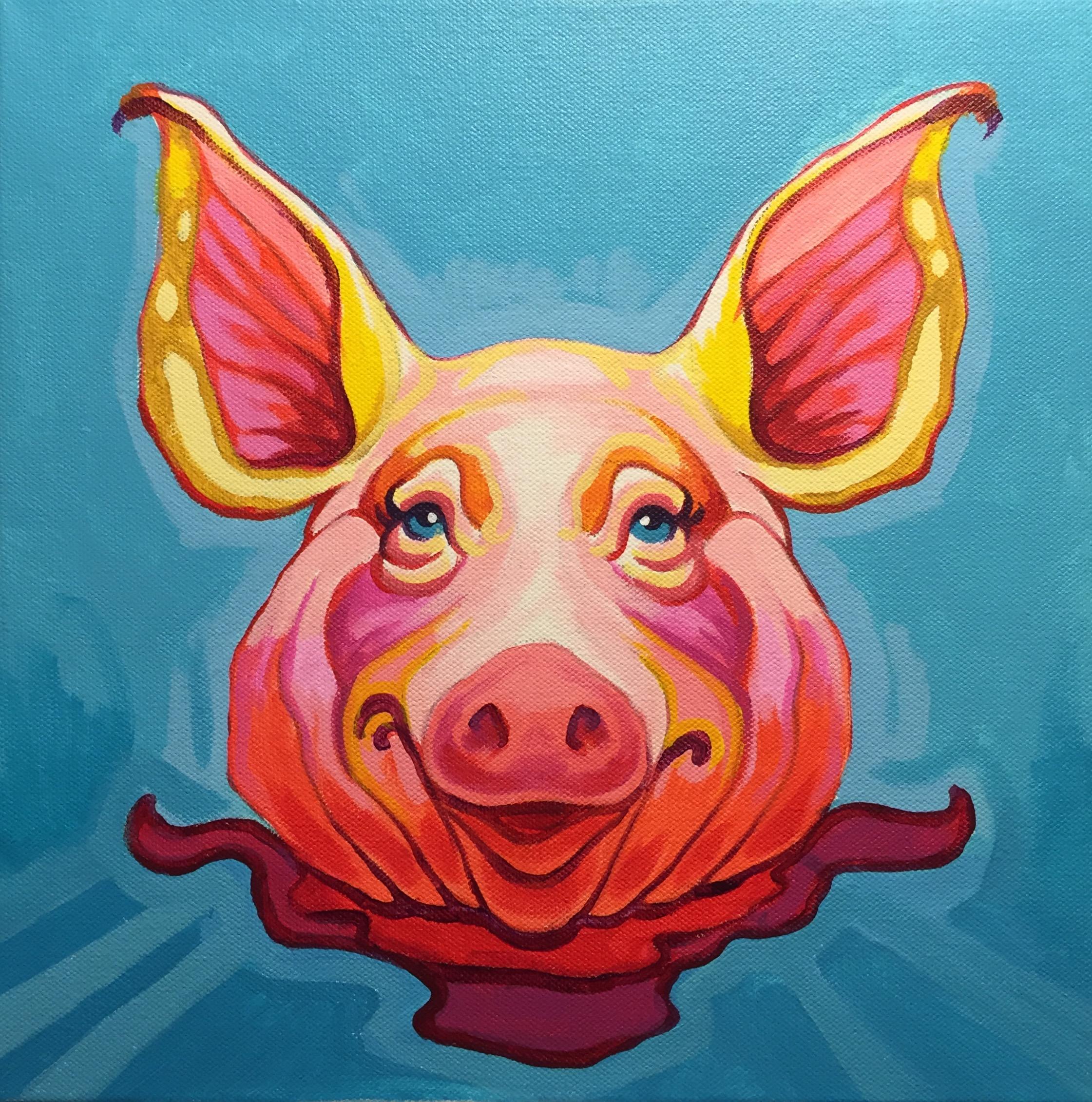 Marilyn - Three Little Pigs I