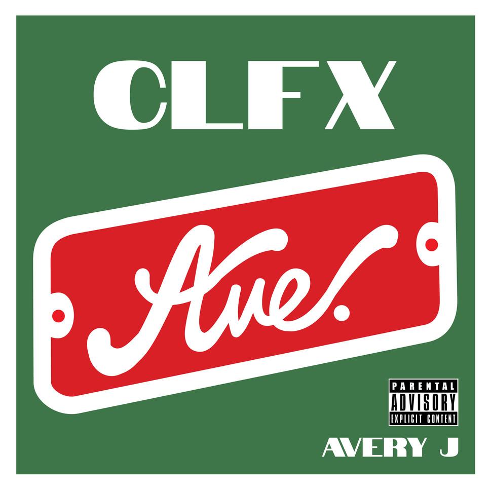 CLFX Ave Album Cover 2018
