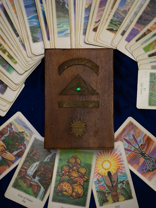 15 Minute Phone Tarot Reading