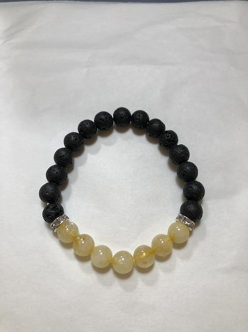Diffuser bracelet - Wealth