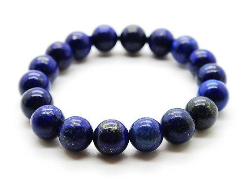 Lapis Lazuli elasticated bracelet