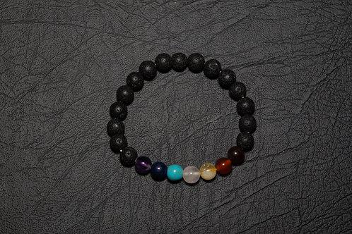 Healing Lava Stone Bracelet