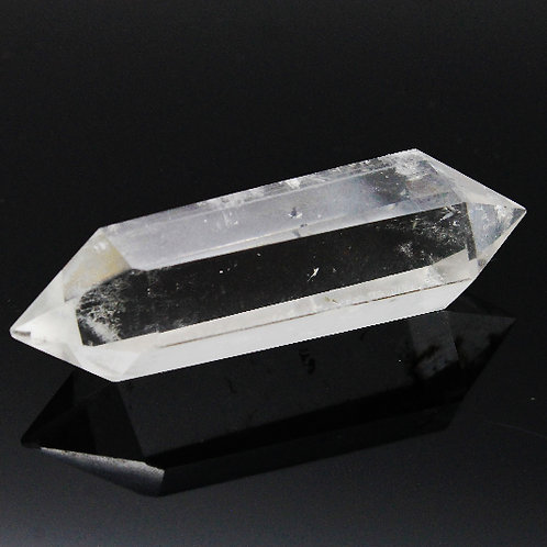 Quartz crystal double ended terminator