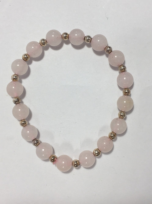 Rose Quartz 8mm beads