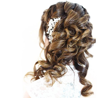 Love 😍😍 Created this cascading #curly