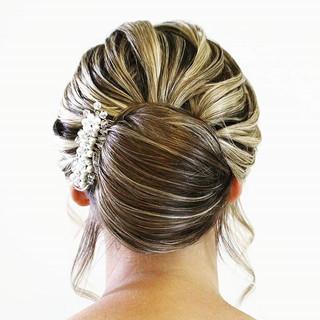 Mychelle's hair trial 💕💕 Modern French