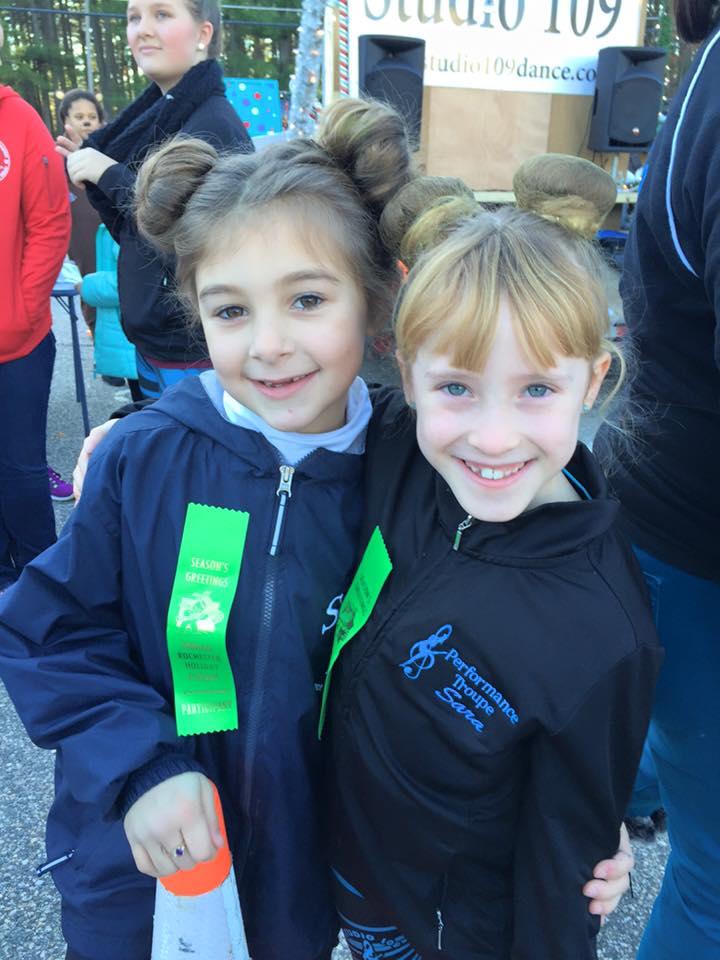 Rochester Holiday Parade Minions
