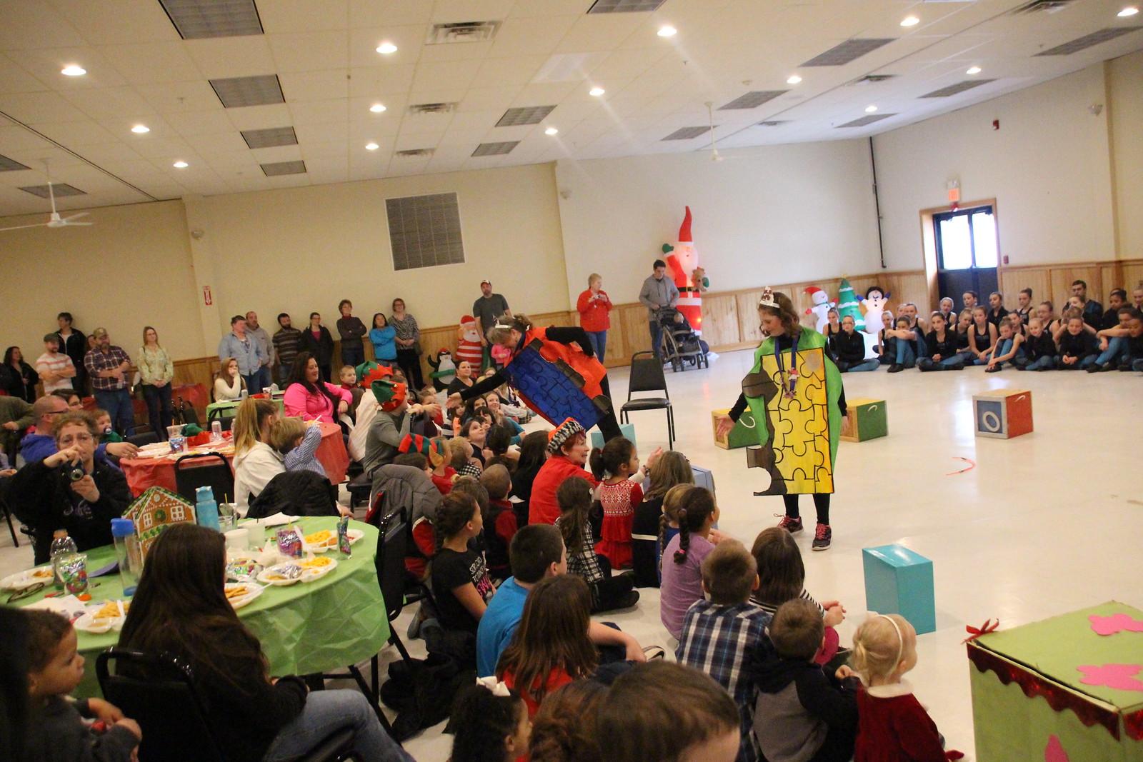 Rochester Legion Children's Party