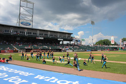 2016 Fisher Cats Game