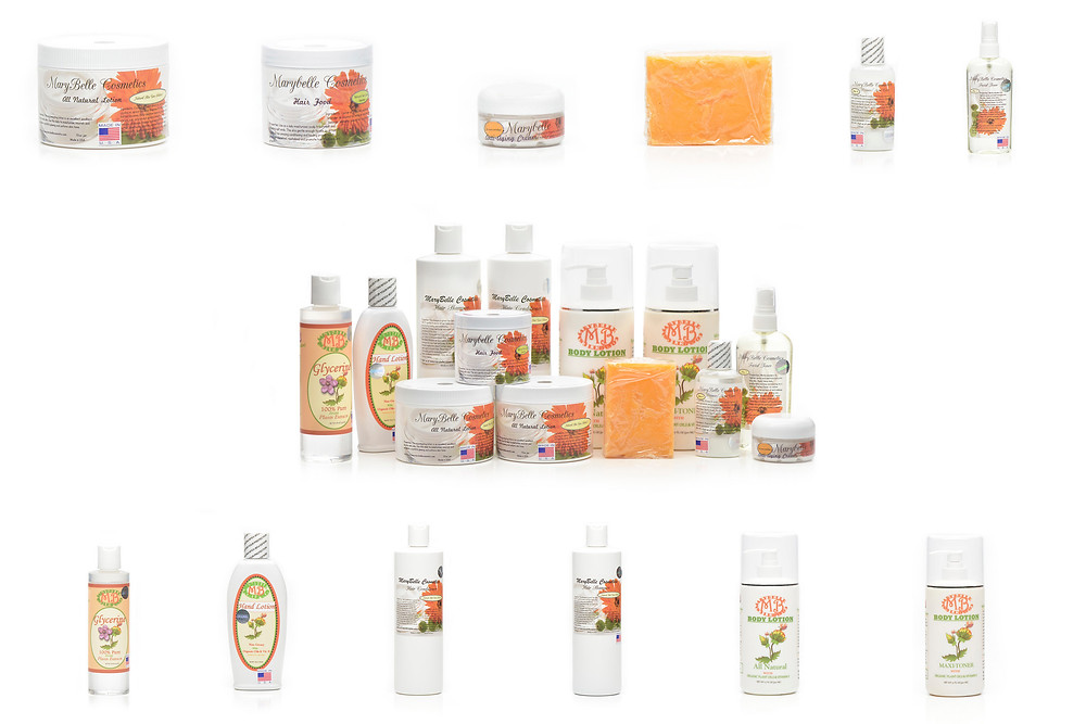 Charlotte Cosmetic products