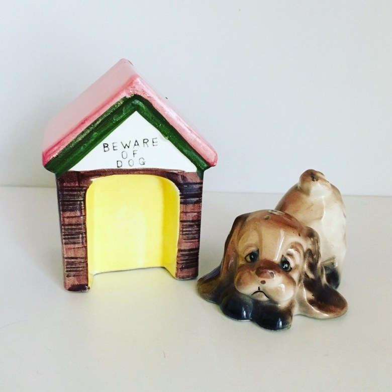 Dog and House Shakers