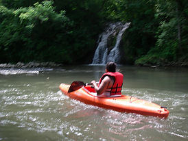 Antietam Battlefield Waterfall