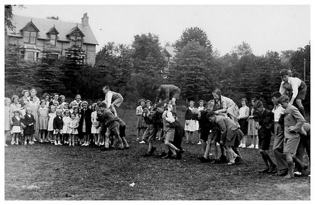 Sports Day Pleasure Park (BW)(1).JPG