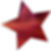 Rayé rouge étoile