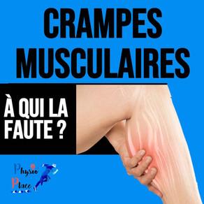 """La crampe musculaire"""