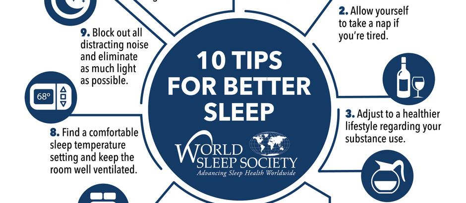 Regular Sleep, Healthy Future /  Sommeil régulier, avenir sain