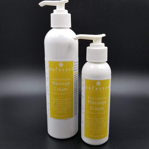 Moisturizing Massage Cream