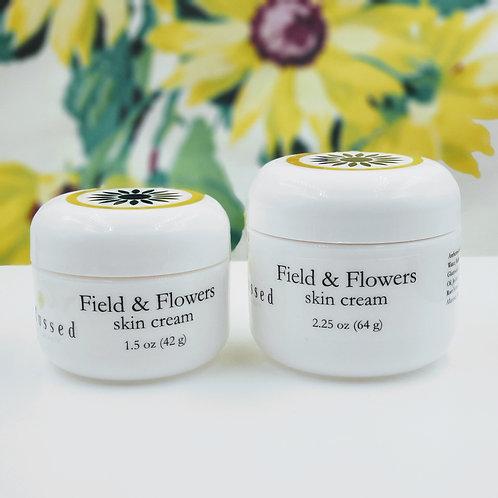 Field & Flowers Skin Cream