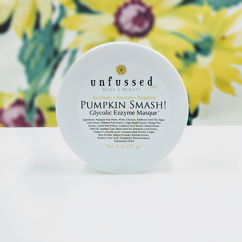 Pumpkin Smash! Glycolic Enzyme Mask
