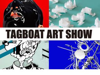 「TAGBOAT ART SHOW」× 阪急 MEN'S TOKYOに参加します。