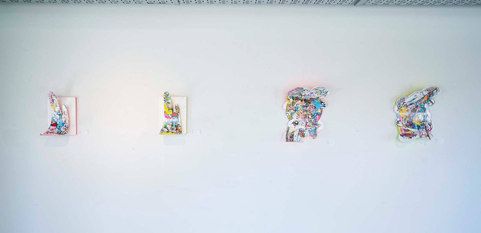 Solo Exhibition 2020 : With Simultaneity