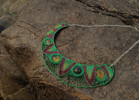 Sensual Snake Necklace