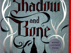 """""""I read the Shadow and Bone Trilogy by Leigh Bardugo, and you should too"""" by SaraJane Devereaux"""