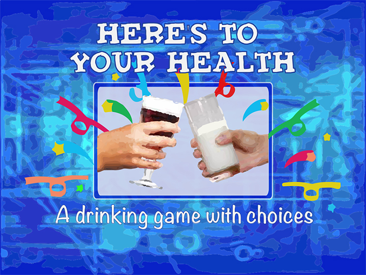 Here's to your Health