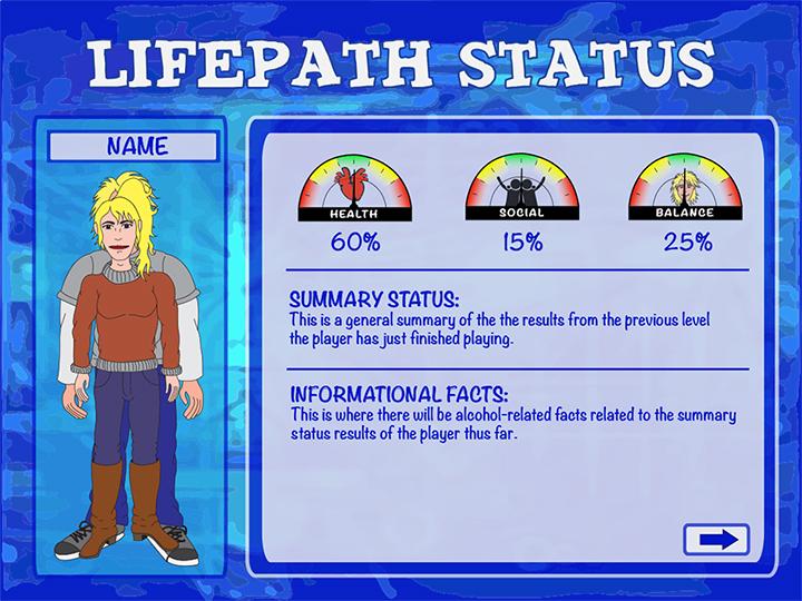 Lifepath Status