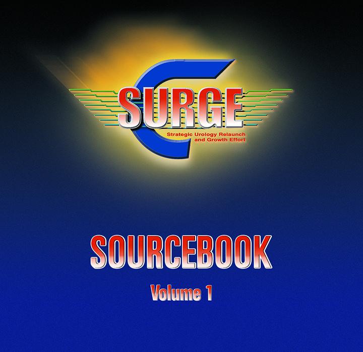 SURGE Binder Cover