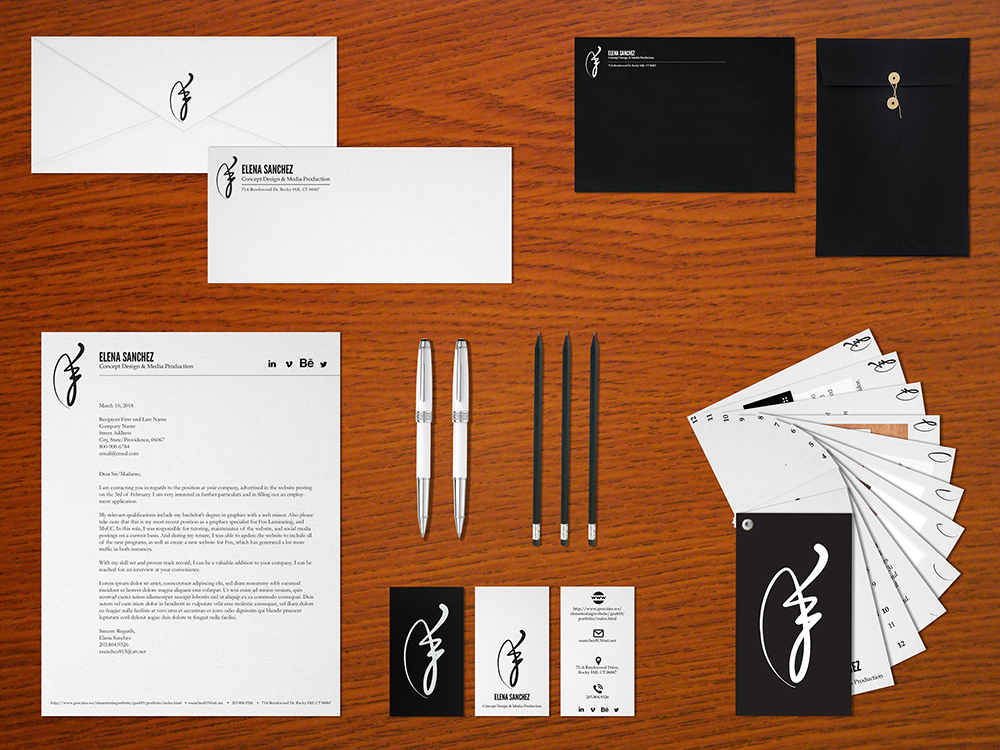 Professional Branding Kit