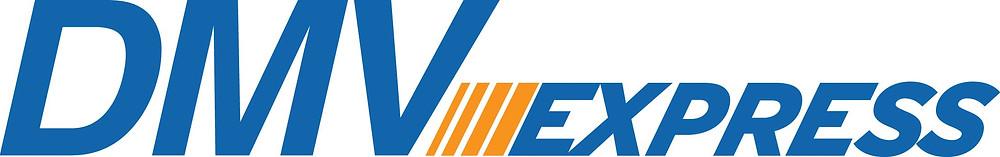 DMV Express Logo