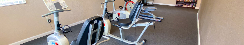Resident Exercise Bikes