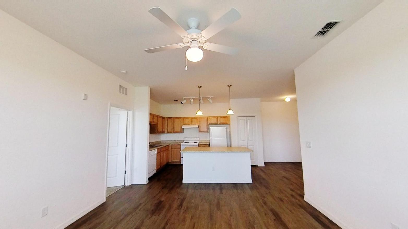 Los Altos Apartment Kitchen