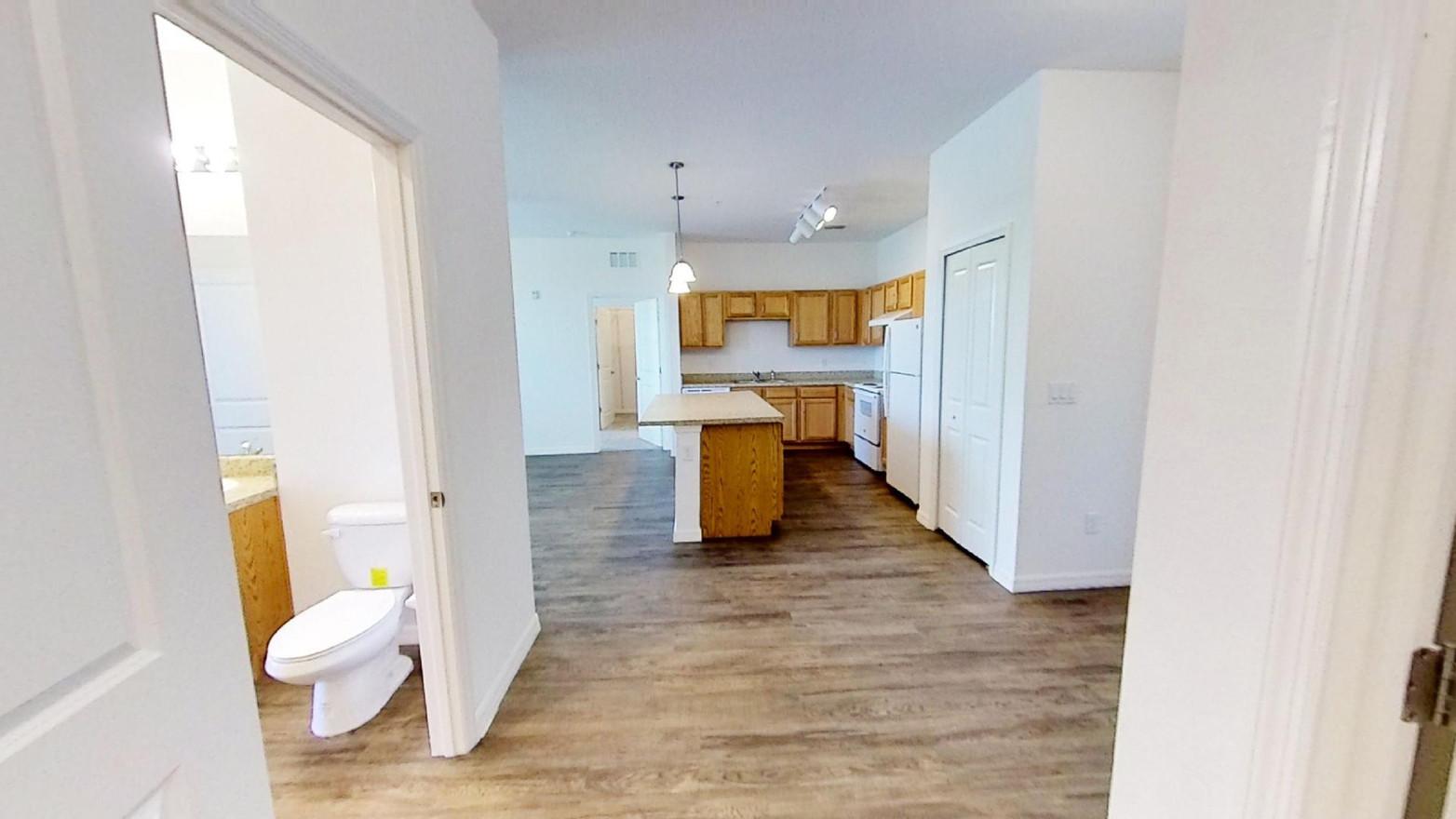 Bathroom and kitchen photo