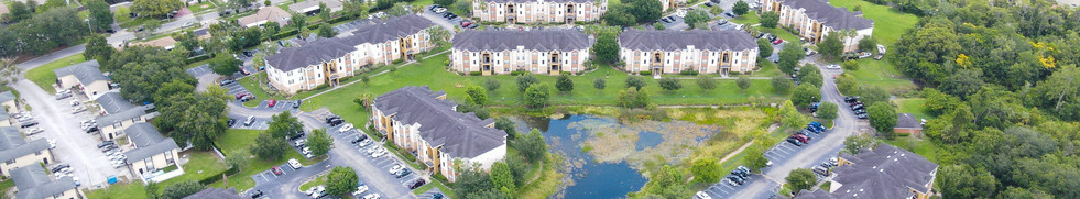 Sand Lake Pointe Aerial Photo