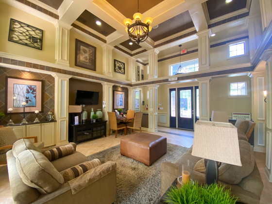 Westgate clubhouse living room