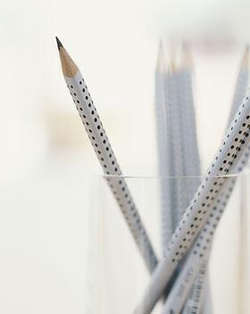 Skizzierung Bleistifte