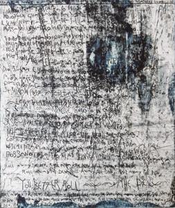 """""""Frankling Tower"""", calcografia, 50.70 cm 2000"""