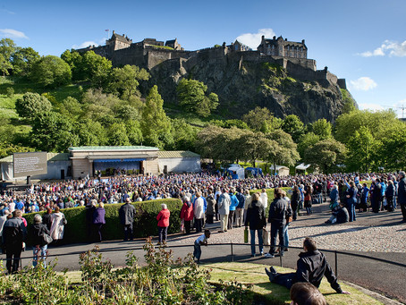 Edinburgh's precious public spaces should not be used for private profit