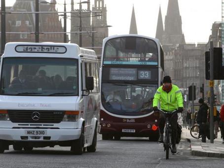 Bold Moves Need to Make Edinburgh People-Friendly