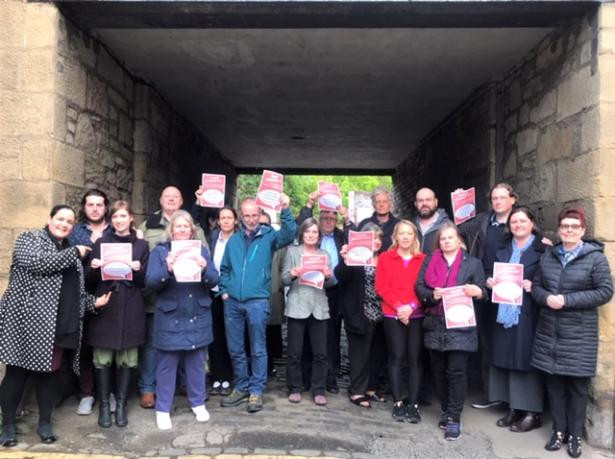 Councillor demands Planning Bill that 'puts communities first' amidst Edinburgh overdevelopment prot