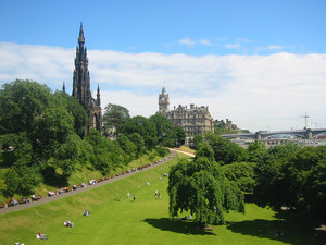 Calls for Better Environmental Protection for Princes Street Gardens