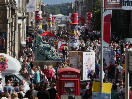 Why We Need an Edinburgh Festival Fit for the 21st Century