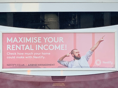 Ban anti-tenant ads on Lothian Buses