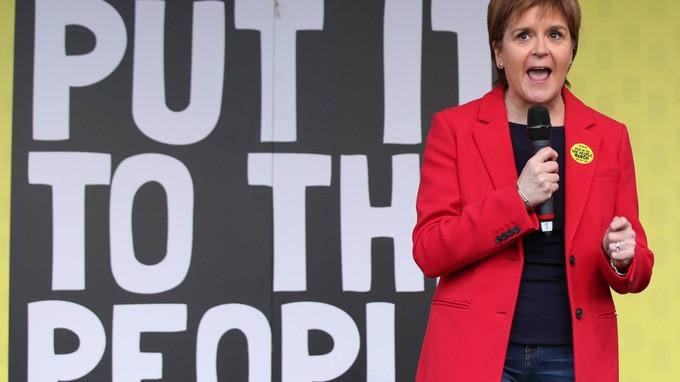 Some Home Truths for Scotland Secretary