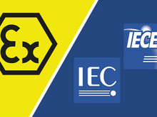 OES are proud to achieve certification of our Quality Management System to IECEx and ATEX schemes