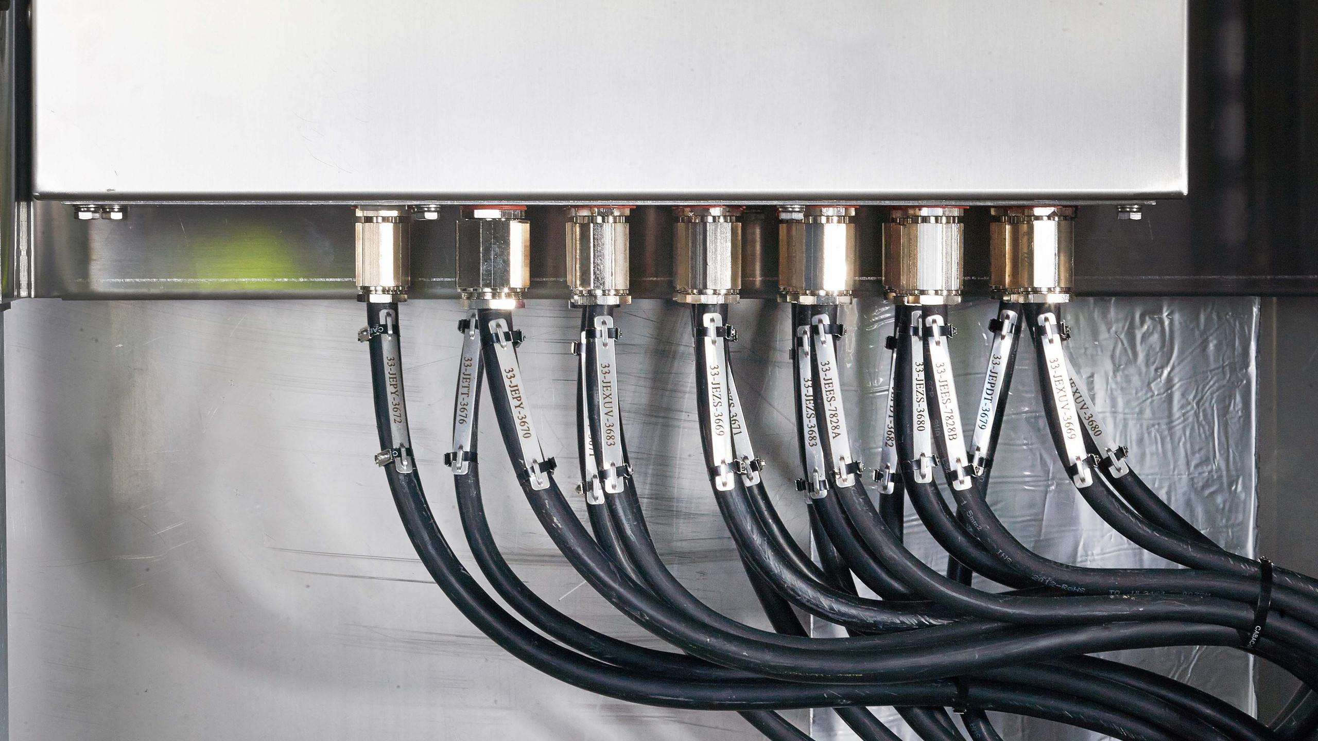 Control Cabling